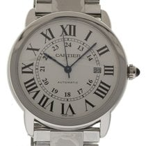 Cartier Ronde Solo de Cartier Steel 42mm Silver United States of America, Florida, Miami