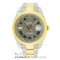 Rolex DateJust II - Limited Edition Dial