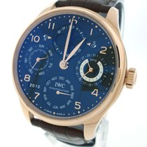 IWC Portuguese Perpetual Calendar new Automatic Watch only IW5032-02