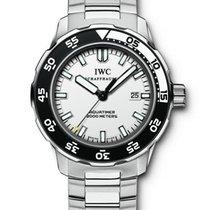 IWC IW356805 Steel Aquatimer Automatic 2000 new
