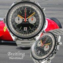 Breitling Navitimer Steel 48mm Black No numerals