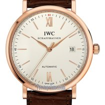 IWC IW356504 Rose gold 2021 Portofino Automatic 40mm new United States of America, New York, Airmont