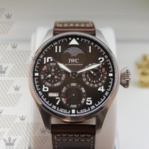 萬國 Limited edition of 750 pieces 鋼 Big Pilot 46mm