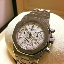 Audemars Piguet 25860ST Aço 2000 Royal Oak Chronograph 39mm usado
