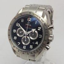 Omega Speedmaster Broad Arrow Mens Steel 44mm Watch