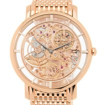 パテック・フィリップ (Patek Philippe) Complications 18k Rose Gold...