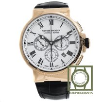 Ulysse Nardin Marine Chronograph 1506150LE 2019 nouveau