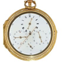 William Carpenter Pocket watch: important and extremely rare...