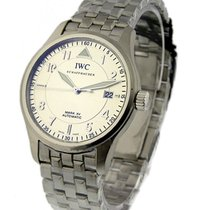 IWC 325314 Pilots Mark XV Spitfire - Discontinued - Steel on...