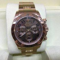 Rolex Daytona - 116505 - Chocolate Dial - FULL SET 2009