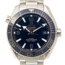 歐米茄 Seamaster Stainless Steel Blue Automatic 215.30.40.20.03.001