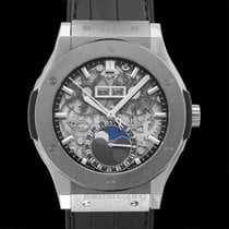 Hublot Classic Fusion Aerofusion Titanium 45mm Transparent United States of America, California, San Mateo