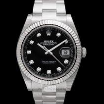 Rolex Datejust 126334 New White gold 41mm Automatic United States of America, California, San Mateo