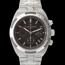 Vacheron Constantin Overseas Chronograph Steel 42.50mm Brown United States of America, California, San Mateo