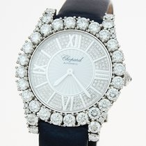 Chopard Or blanc 35mm Remontage automatique 139419 - 1001 & Sn: 644315 occasion