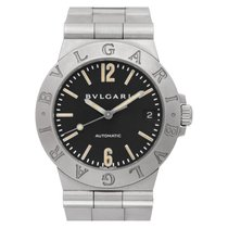 Bulgari Diagono LCV 35 S 2000 pre-owned