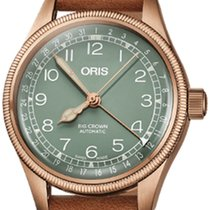 Oris 01 754 7749 3167-07 5 17 66BR 2019 Big Crown Pointer Date new