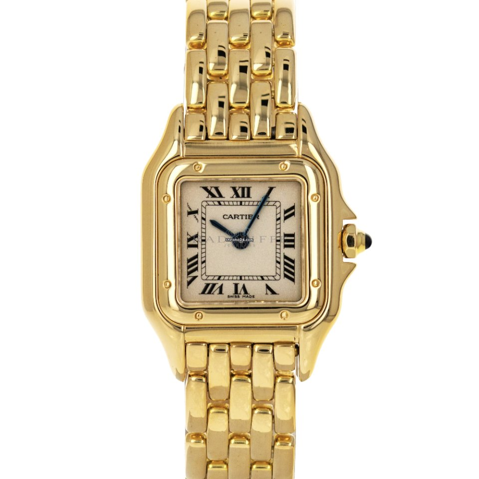Cartier Panthere Yellow Gold All Prices For Cartier Panthere