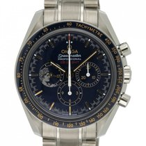 Omega Speedmaster Professional Moonwatch Otel 42mm Albastru