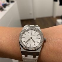 Audemars Piguet Royal Oak Lady Acero 33mm Sin cifras