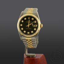 Rolex 16233 Acero y oro Datejust 36mm usados España, Madrid