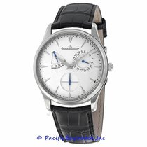 Jaeger-LeCoultre Master Ultra Thin Réserve de Marche Steel 39mm Silver United States of America, California, Newport Beach