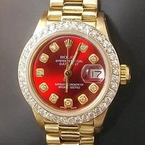 Rolex Lady-Datejust 6917 pre-owned