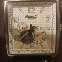 Ingersoll 35mm Automatic 316L pre-owned United States of America, Lexington