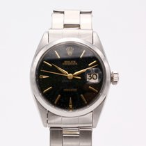 Rolex 6694 Steel 1964 Oyster Precision 34mm pre-owned United Kingdom, London