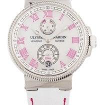 Ulysse Nardin Marine Chronometer Manufacture 1183-126B/470 2019 neu