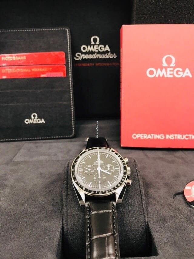 Omega Speedmaster Professional Moonwatch 311.33.42.30.01.002 2020 new
