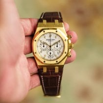 Audemars Piguet Royal Oak Chronograph 26022BA.OO.D088CR.01 Very good Yellow gold 39mm Automatic Thailand, Bangkok