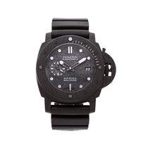 Panerai Luminor Submersible 47mm Black No numerals United States of America, Pennsylvania, Bala Cynwyd