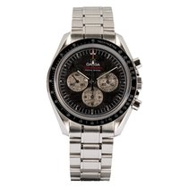 Omega 311.30.42.30.99.001 Steel 2015 Speedmaster Professional Moonwatch 42mm pre-owned