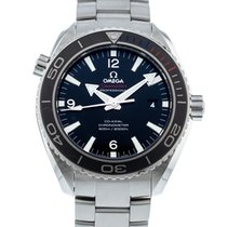 Omega Seamaster Planet Ocean 522.30.46.21.01.001 2010 pre-owned