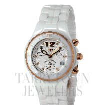 Technomarine TechnoDiamond Ceramica 40mm Alb