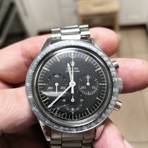 Omega Speedmaster Professional Moonwatch Steel 38mm Black No numerals Finland, JYVÄSKYLÄ