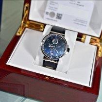 Ulysse Nardin Marine Chronometer Manufacture 1183-126-3-62 caliber UN 118 2018 новые