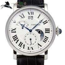 Cartier Steel 42mm Automatic W1556368 pre-owned