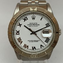 Rolex Datejust Turn-O-Graph Staal 36mm Wit Nederland, Kerkrade