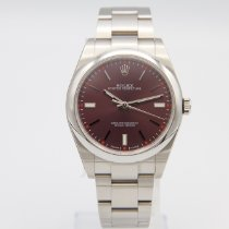 Rolex Oyster Perpetual 39 114300 New Steel 39mm Automatic
