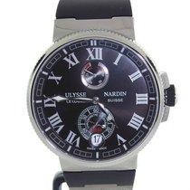 Ulysse Nardin Marine Chronometer Manufacture 1183-126-3/42 new