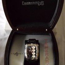 Eberhard & Co. TEMERARIO CHRONO 4 GMT AUTOM. 53JW TONNEAU...