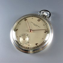Patek Philippe Pocket watch Steel & Rose