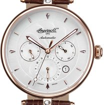 Ingersoll 38mm Automatic new Silver