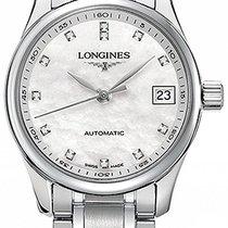 浪琴 (Longines) Master Automatic 25.5mm L2.128.4.87.6