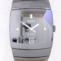 雷达 (Rado) Sintra Diamonds High-Tech-Keramik Top Klassiker Date