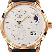 Glashütte Original PanoMaticLunar neu 40mm Roségold