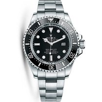 Rolex Sea-Dweller Deepsea 116660 2018 новые