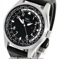 IWC Pilot Worldtimer óra árak  99169d1179